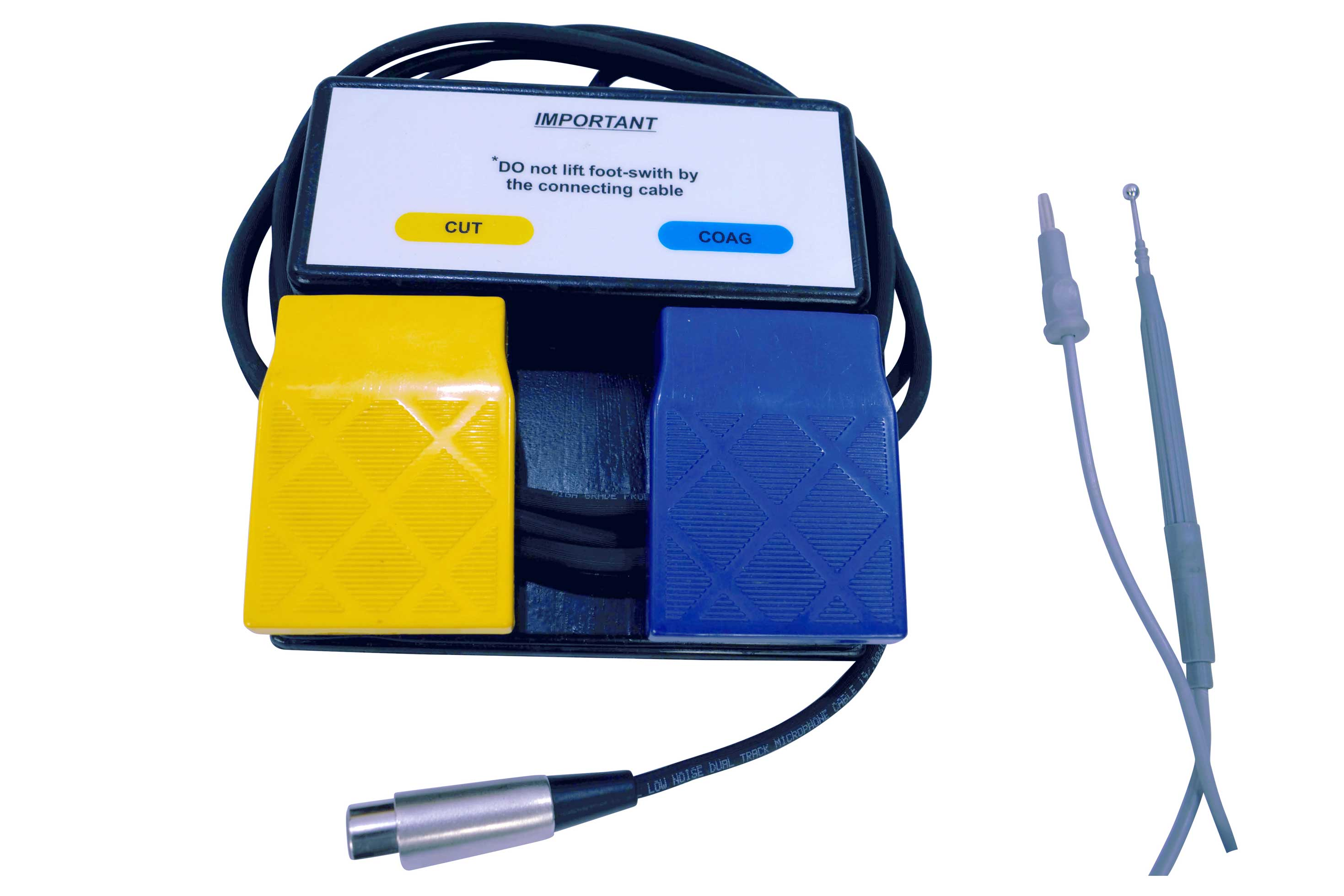 Digital electrosurgical Generator 300 Watt for Skin ...