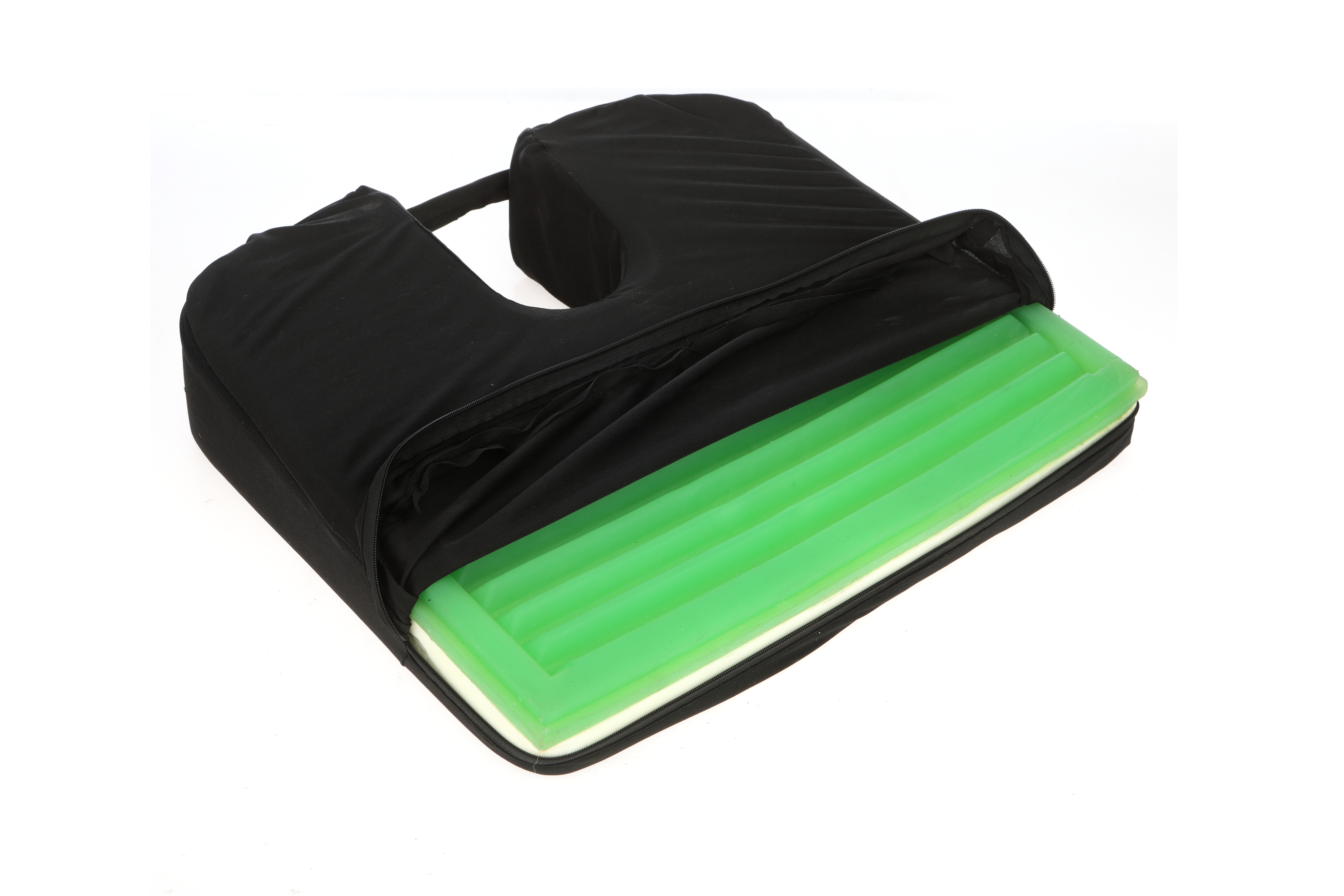 Coccyx Seat Cushion Corrugated Orthopedic Gel Products